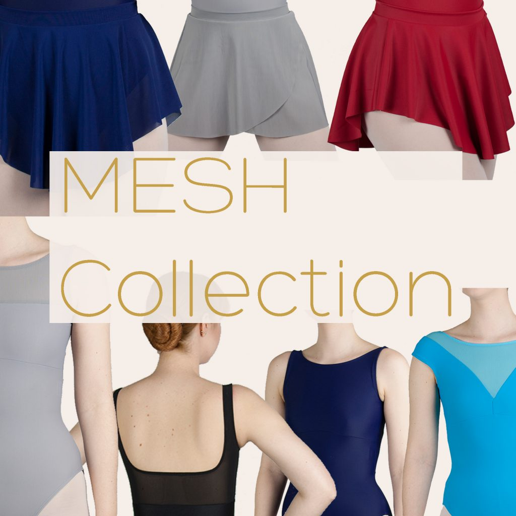 MESH Collection Overview Page